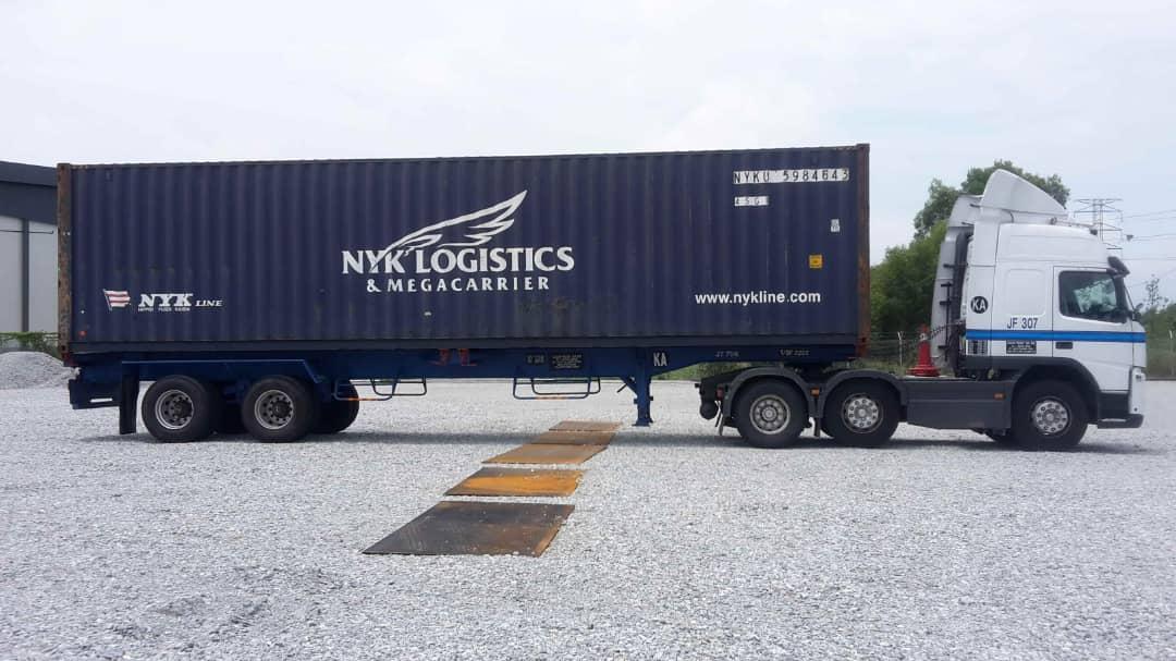port klang haulage service in port klang malaysia